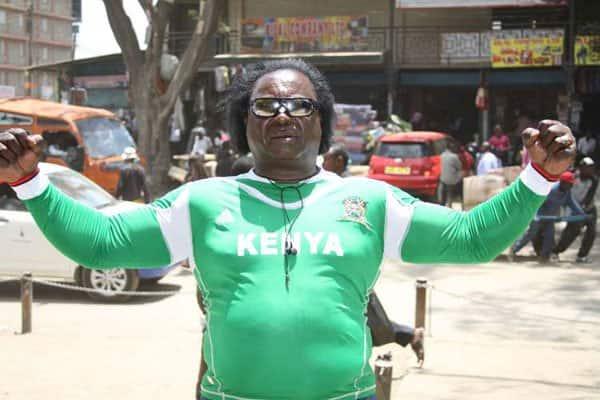 Mwanamume Mkenya mwenye nguvu zaidi maarufu kama Tiger Power afariki