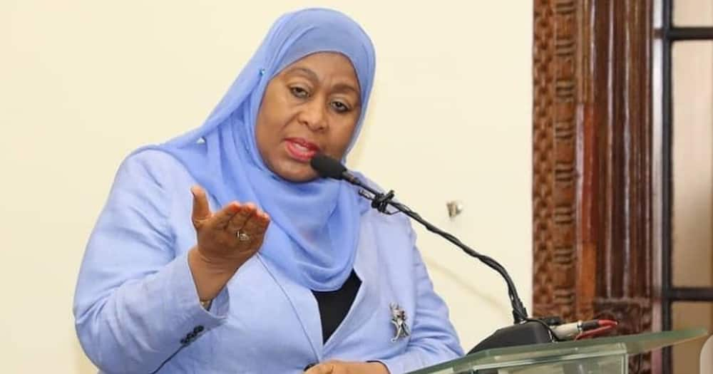 Tanzanian President Samia Suluhu Fires Gov't Official Hours after Appointing Him