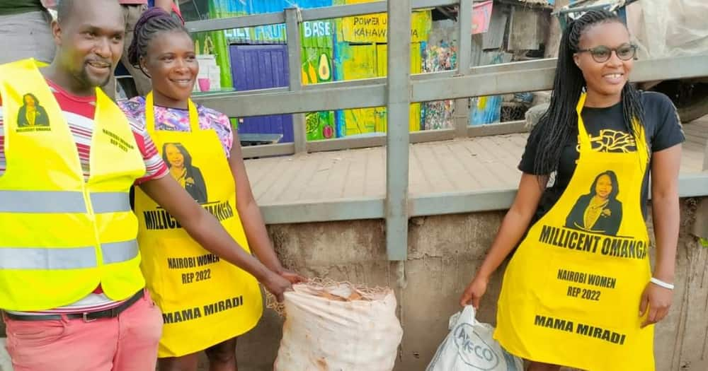 """Viral Chips Mwitu Seller Vows to Keep Her Boyfriend of 3 Years Despite Fame: """"He Supports Me"""""""