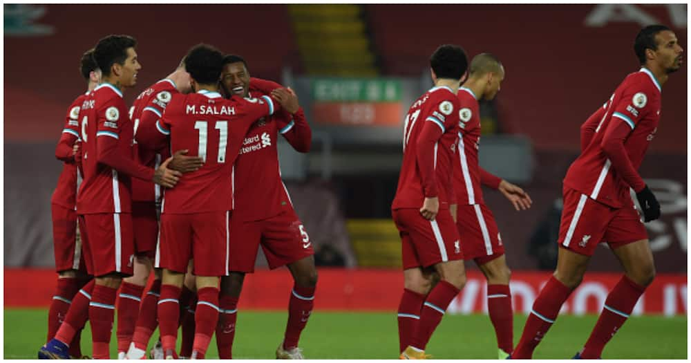 Liverpool vs Wolves: Reds walipua 4-0