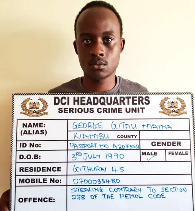 Githurai man behind KSh 140 million theft in Dubai arrested