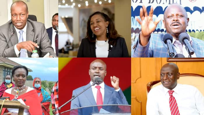 Kinyang'anyiro 2022: Eneo la South Rift Lajiweka Tayari kwa Kinyang'anyiro cha Viti vya Ugavana 2022
