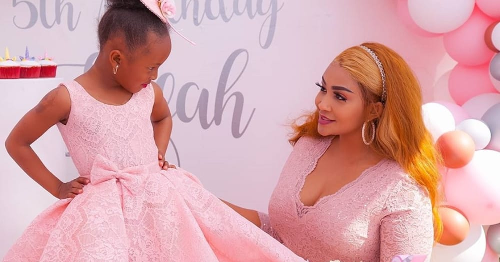 Zari Hassan's daughter Tiffah shows off grand kitchen set gifted to her by dad Diamond