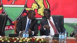 Ruto, Raila, Munya wakutana jukwaa moja baada ya malumbano makali