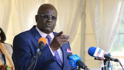 Precious Talent School: CS George Magoha assures learners', parents of safety following tragedy