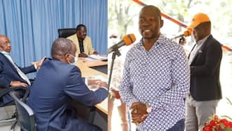 Raila Will Need New Faces to Transform Kenya if Elected President in 2022, MP Caleb Hamisi
