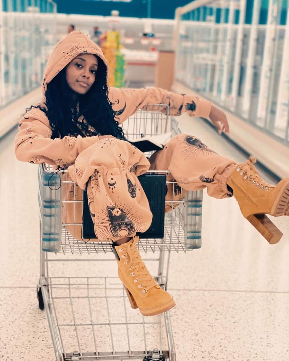 Love somebody: Power actor Rotimi features bae Vanessa Mdee in latest music video