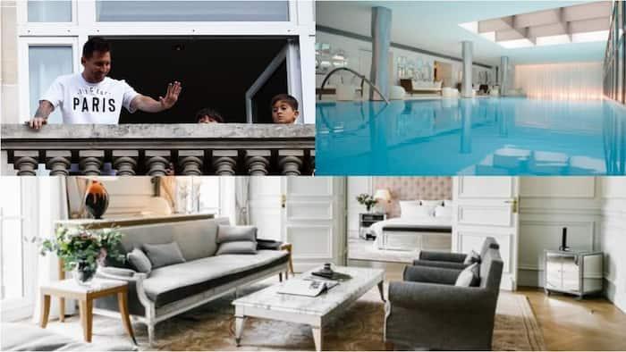 Inside Stunning K Sh 2.5 Million-A-Night Paris Hotel Lionel Messi Has Been Spending After PSG Move