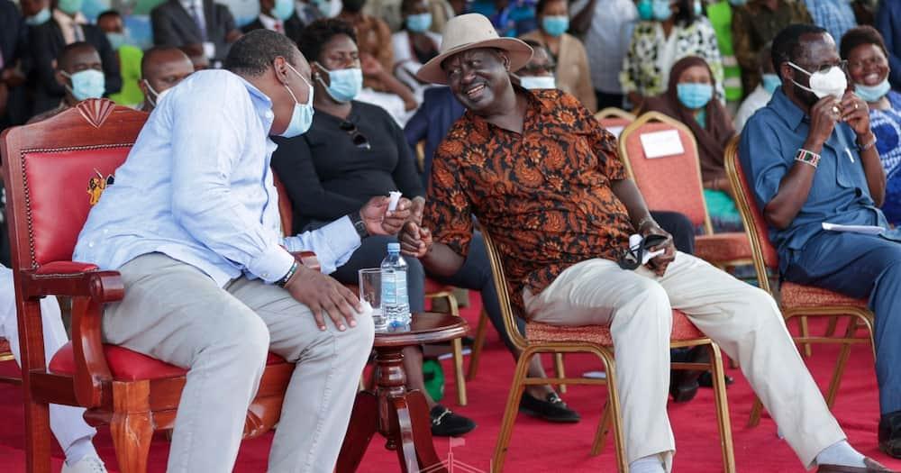 Nyeri: Viongozi wanyimwa nafasi ya kuhutubia umma wakati wa ziara ya Rais