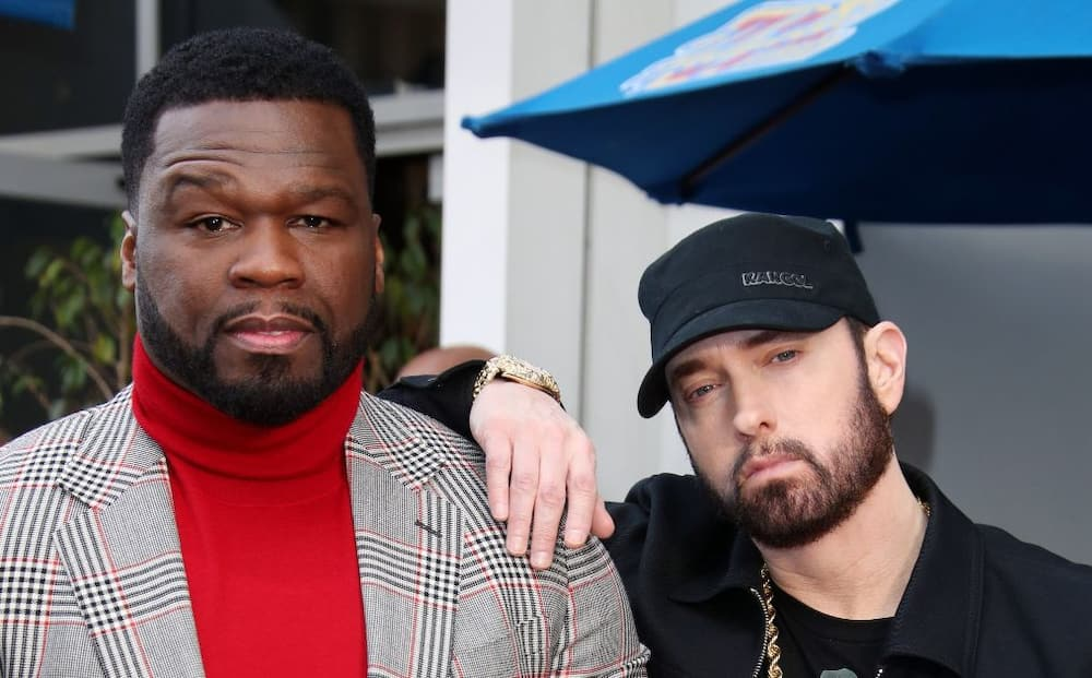 50 Cent shares song he released 18 years ago, thanks Eminem for the boost