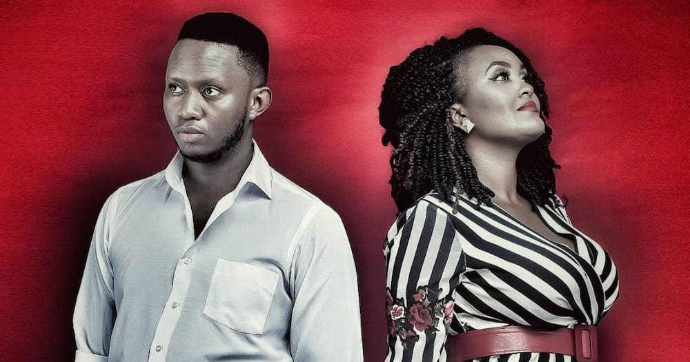 """Daddie Marto appreciates pregnant wife Koku for her care when COVID-19 hit home: """"I was scared"""""""