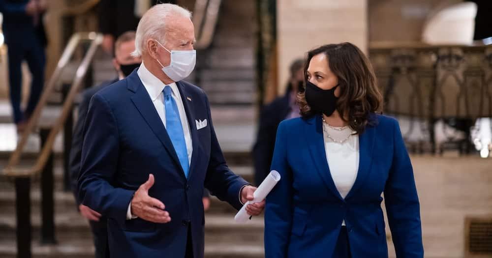 Joe Biden Sparks Reactions After Referring to Kamala Harris as 'President' Again