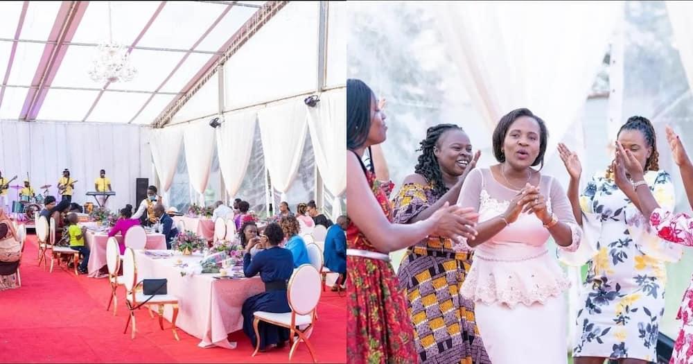 Atwoli Amwandalia Mkewe Mary Kilobi Bonge la Party Kusherehekea Bathdei yake