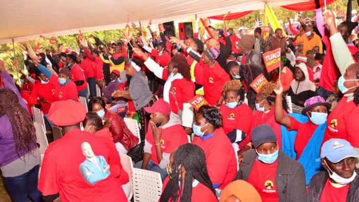 Jubilee Party to Embark on Thorough House Cleaning, to Kick Out Rebels