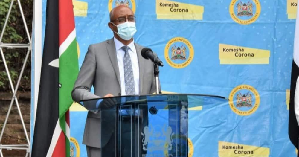 Idadi ya walioambukizwa COVID-19 Kenya yazidi 40,000