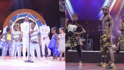 Uganda's dance group Ghetto Kids set to feature in RnB star Chris Brown's new music video