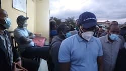 Seneta wa Samburu Steve Lelegwe aregeshewa uhuru wake baada ya kuhojiwa na DCI