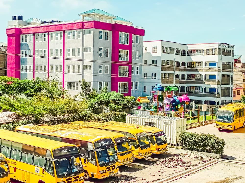 private primary schools in Nairobi