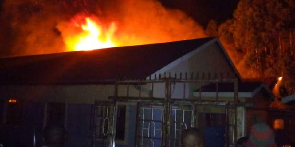 Bomet: Kimulot Boys High School dormitory goes up in flames