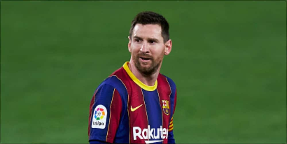 Huge blow as Man City speak on much-anticipated transfer of Lionel Messi in the summer