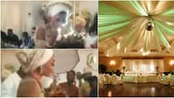 Emotional Moment Mum Kneels Down to Plead with In-Law to Take Care of Her Daughter Warms Hearts