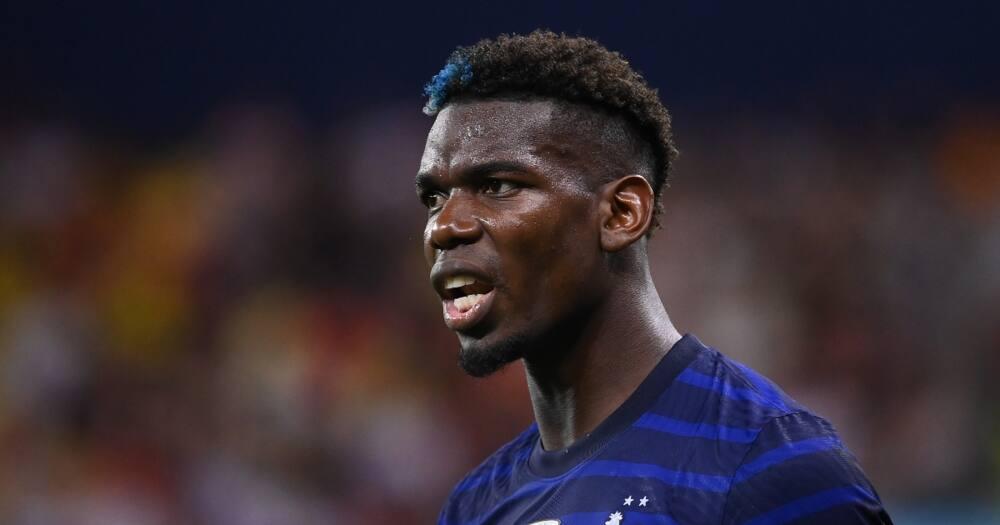 Paul Pogba for France.