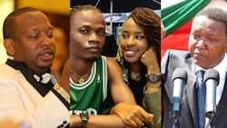 """""""Wacha Kuumiza Kavaluku Aki"""": Mike Sonko Amwambia Lilian Nganga"""