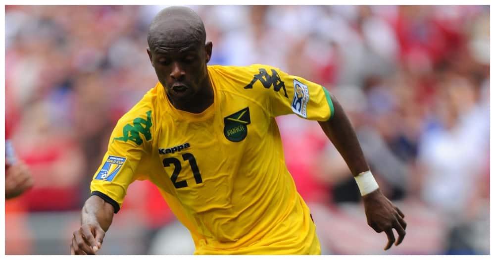 Jamaica's leading goal scorer passes away aged 35 after long illness