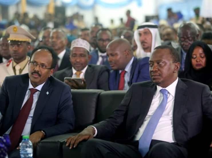 Somalia President Farmaajo and Ethiopia PM in Kenya to restore