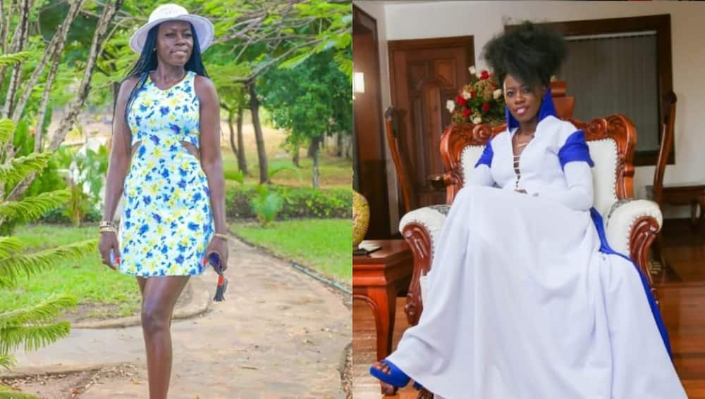 """Akothee flaunts her baby daddies, dares other women to follow suit: """"Post your baby dady tukuogope"""""""