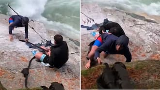 Canada: Sikh Hikers Praised For Using Turbans to Save 2 Men Trapped in Waterfall