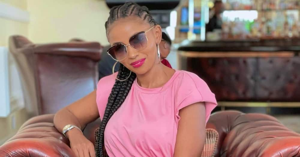Anerlisa Muigai refuses to offer expected response to Ben Pol's reveal.