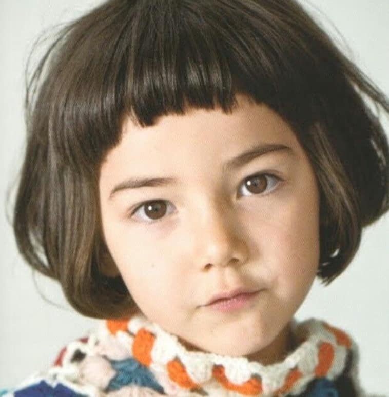25 best short haircuts for little girls: Long, short, curly hairstyles