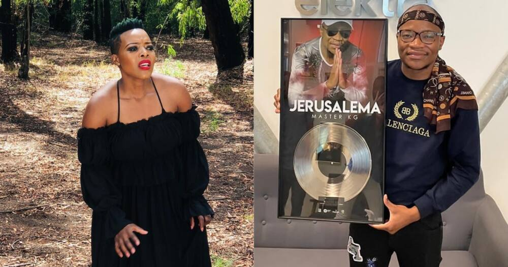 Jerusalema was arguably one of the top songs in 2020 globally.