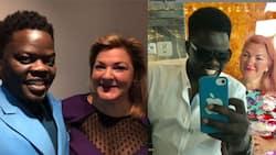 Former Mother-In-Law Actor Ninja and Mzungu Wife Enjoying Summer Abroad