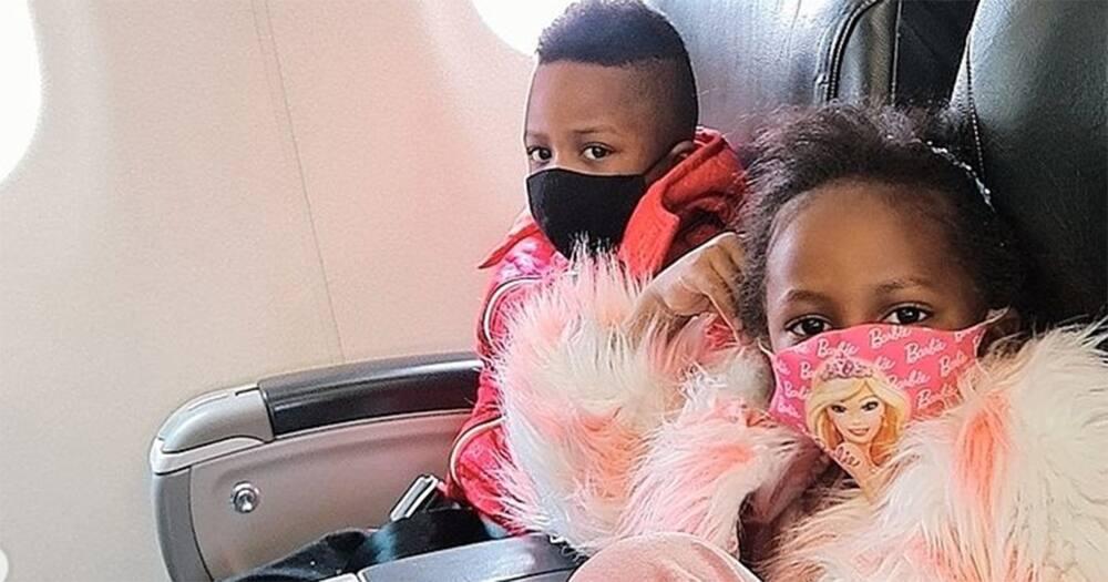 """Diamond Platnumz's Son Nillan Poses in Dad's Posh Car, Netizens React: """"Ni Gari Ama Ndege?"""""""