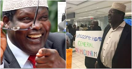 Miguna Miguna's supporters excited as court rules he's Kenyan