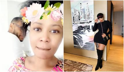 Socialite Vera Sidika unveils yet another new man, moments after trashing Otile Brown's bedroom skills
