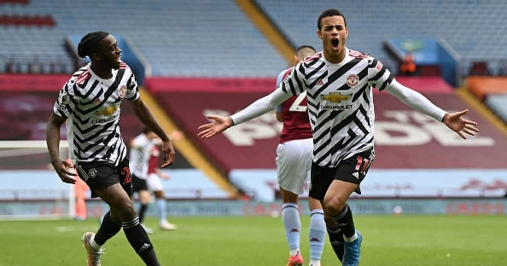 Mason Greenwood Breaks Wayne Rooney Man United Record After Shining vs Aston Villa