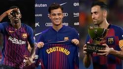 Five Barcelona Players Who Could Move to The Premier League This Summer