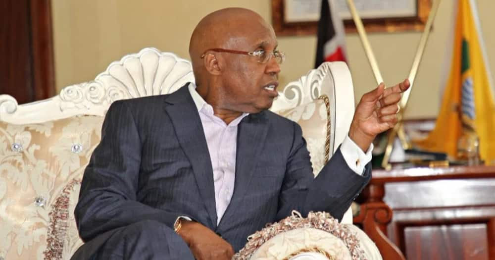 Jimmy Wanjigi moved to court to stop Fazal Ravello from pursuing the KSh 1.3 million debt.