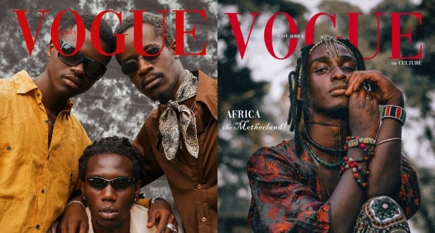 Kenyans take part in Vogue challenge with incredibly creative photos to uplift black excellence