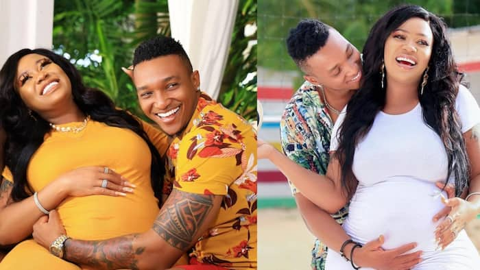 Vera Sidika Says Brown Mauzo Has Never Touched Alcohol, Glad Her Kid Will Have Sober Parents
