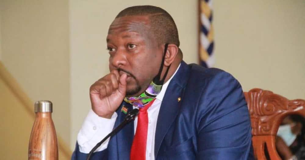 Masaibu: Raila adinda kumfungulia mlango Sonko afisini Capitol Hill