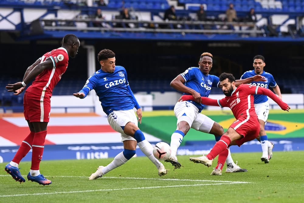 Everton vs Liverpool: Mohamed Salah scores in 2-2 draw for the EPL champions