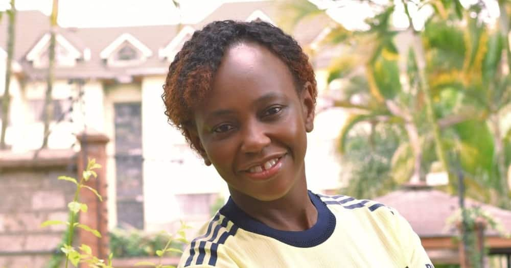 Carol Radull impressed her fans after stepping out in a stunning dress.