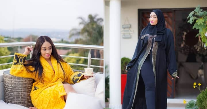 Zari hints she's moving out of Diamond's house after lover buys her luxurious mansion