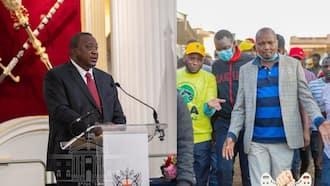 "Moses Kuria Says It's Too Late for Uhuru to Unite Mt Kenya: ""Finish and Go"""