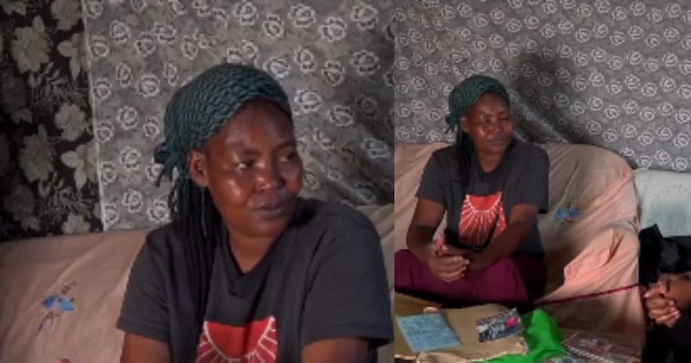 Mum who lost 2 husbands asks for financial help to cater for son's medical bills