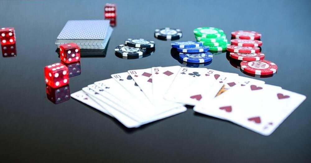 Poker game. Photo: UGC.